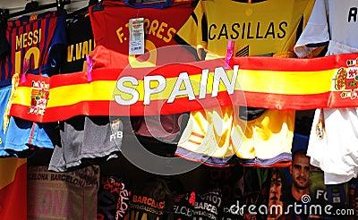 Spain Editorial Image
