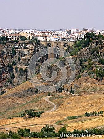Spain - Andalusia - Ronda - Puente Nuevo