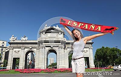 Spain - Madrid Tourist