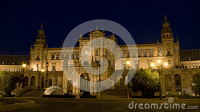 Spain s Square of Seville
