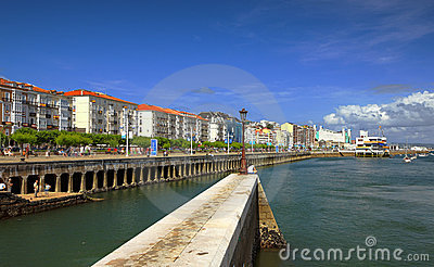 Spain, Santander City