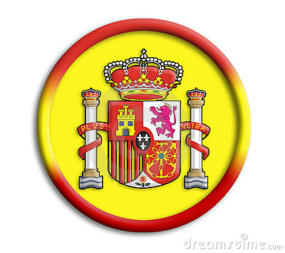 Spain shield for olympics