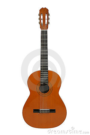 Free Spanish Acoustic Guitar Stock Photo - 1583670