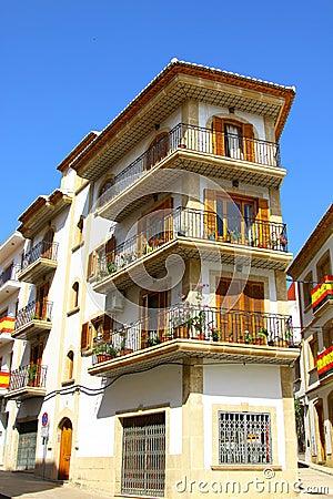 Spanish Apartments