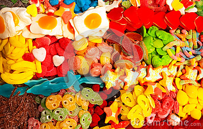 Spanish Candy Like Food