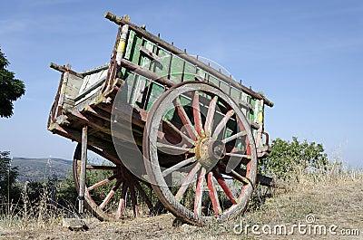 Spanish Cart
