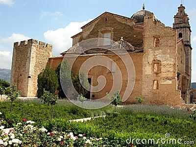 Spanish Cisterican monastery