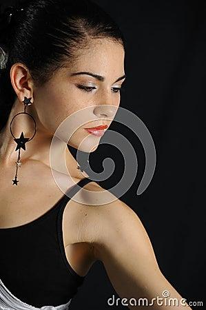 Free Spanish Dancer Stock Images - 5305634