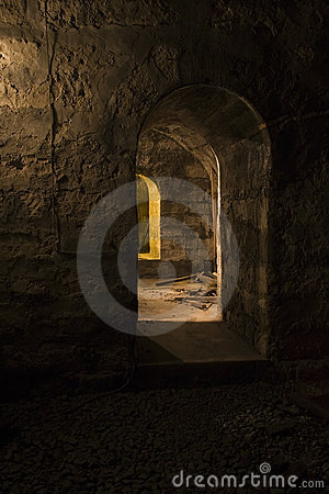 Free Spanish Dungeon Stock Images - 11130214