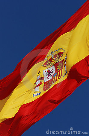 Free Spanish Flag Stock Images - 13854184
