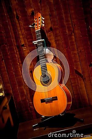 Free Spanish Guitar Royalty Free Stock Image - 26221346