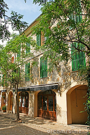 Spanish house Majorca