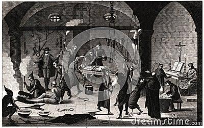 Spanish Inquistion Torture