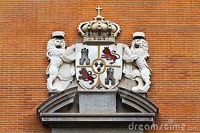 Spanish kings coat of arms