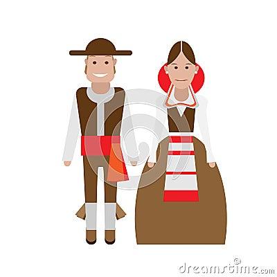 Spanish national costume