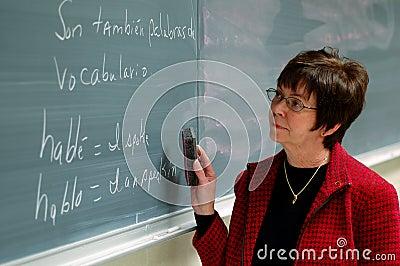 Spanish Professor