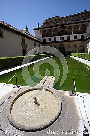 Spanish Reflecting Pool