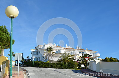 Spanish style apartments Calahonda Spain