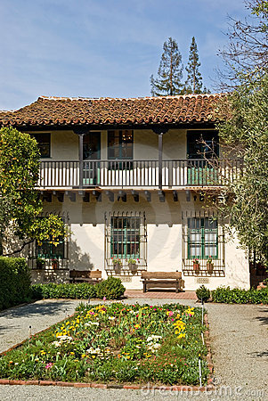 Free Spanish Style Architecture Stock Image - 4632531