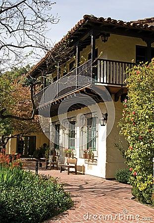 Free Spanish Style Architecture Stock Photos - 4632613