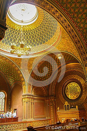 Free Spanish Synagogue Royalty Free Stock Photography - 111732067
