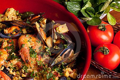 Spanish Traditions - Paella