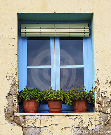 Free Spanish Window Stock Photos - 23461353