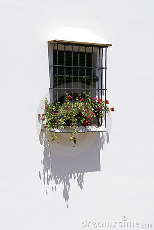 Free Spanish Window Stock Photos - 3578843