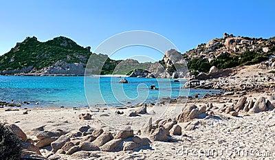 Spargi Island