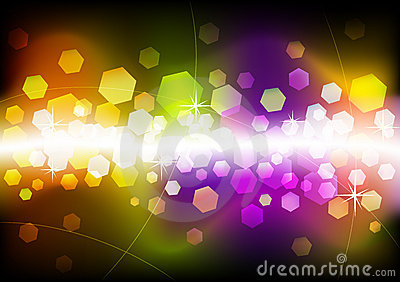 Sparkle abstract background