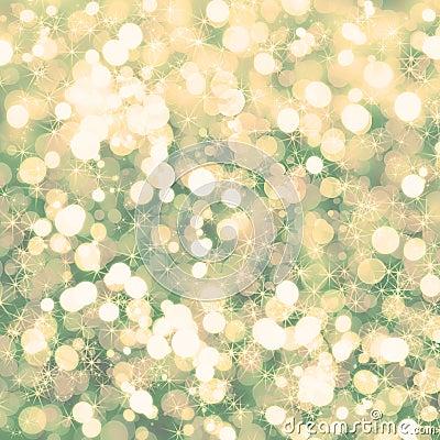 Sparkle lights background