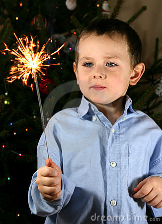 Free Sparklers Stock Photography - 3811502