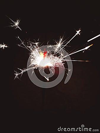 Free Sparkles Lighting Royalty Free Stock Image - 132401166