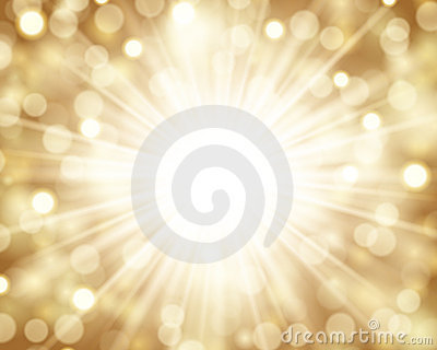 Sparkling light background