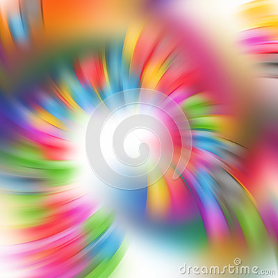 Free Sparkling Pink Lights Background. Rainbow Colors. Royalty Free Stock Photography - 92790997