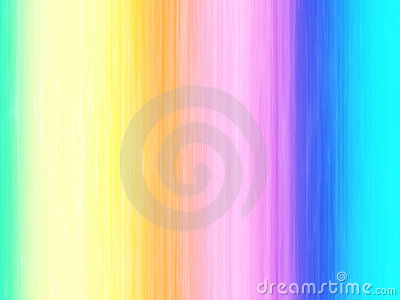 Sparkling Rainbow Showers