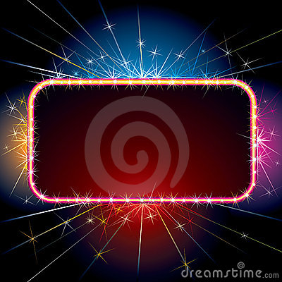 Sparkling Sign Stock Image - Image: 15722131