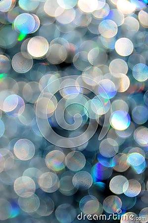 Sparkly circles