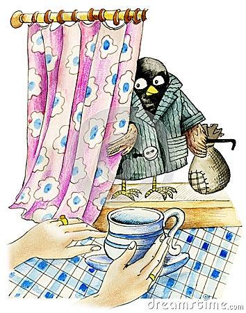 Sparrow Robber
