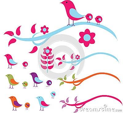 Sparrow set