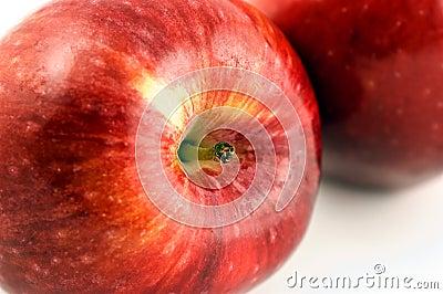 Spartan apples