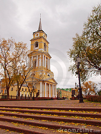 Spaso-Preobrazenskiy cathedral