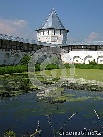 Spaso-Prilutskiy monastery, Russia