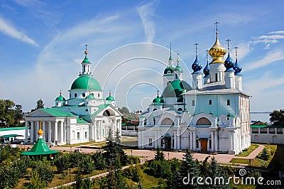 Spaso-Yakolvevskiy monastery