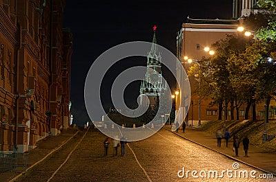 Spasskaya Tower.