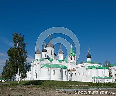 Spasskiy monastery