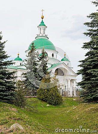 Spasso-Yakovlevsky Monastery