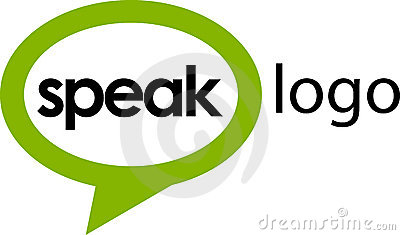 Speak Logo Template 1