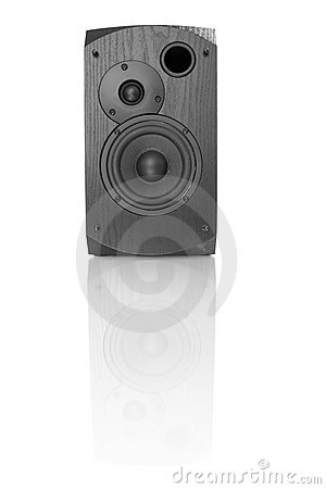 Free Speaker Royalty Free Stock Image - 3847026