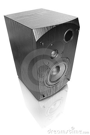 Free Speaker Royalty Free Stock Photo - 4013925